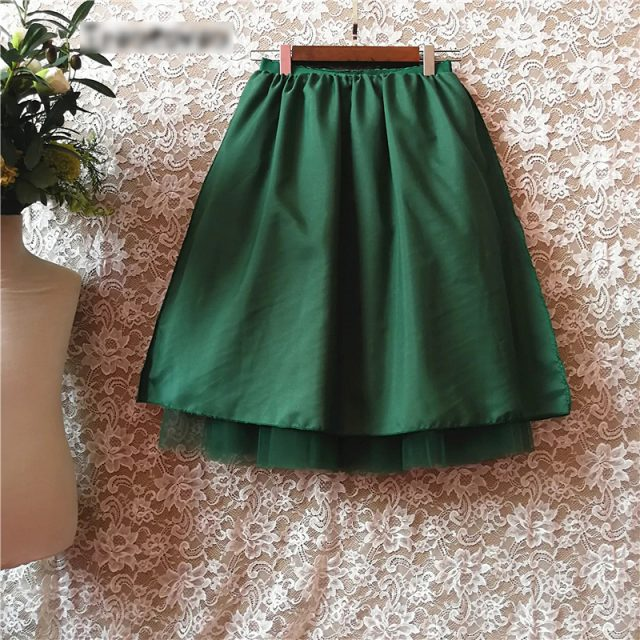 women skirt of five layers clothes | pretty skirt for girls and women | online brands