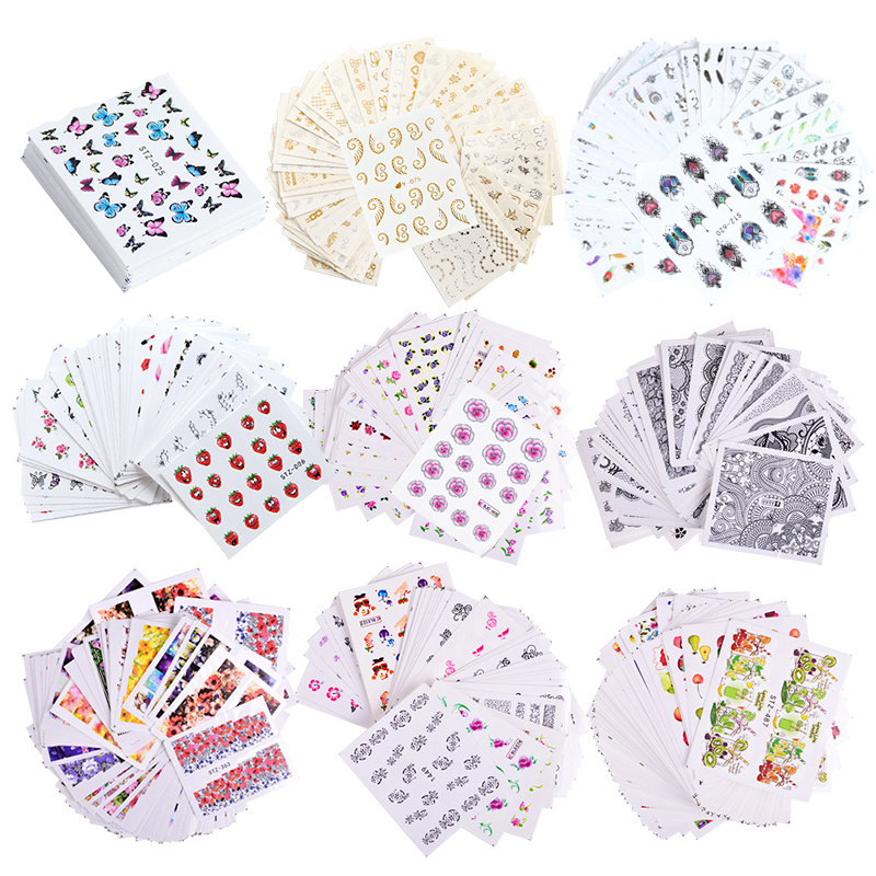 Design New Nail Art Sticker | online brands