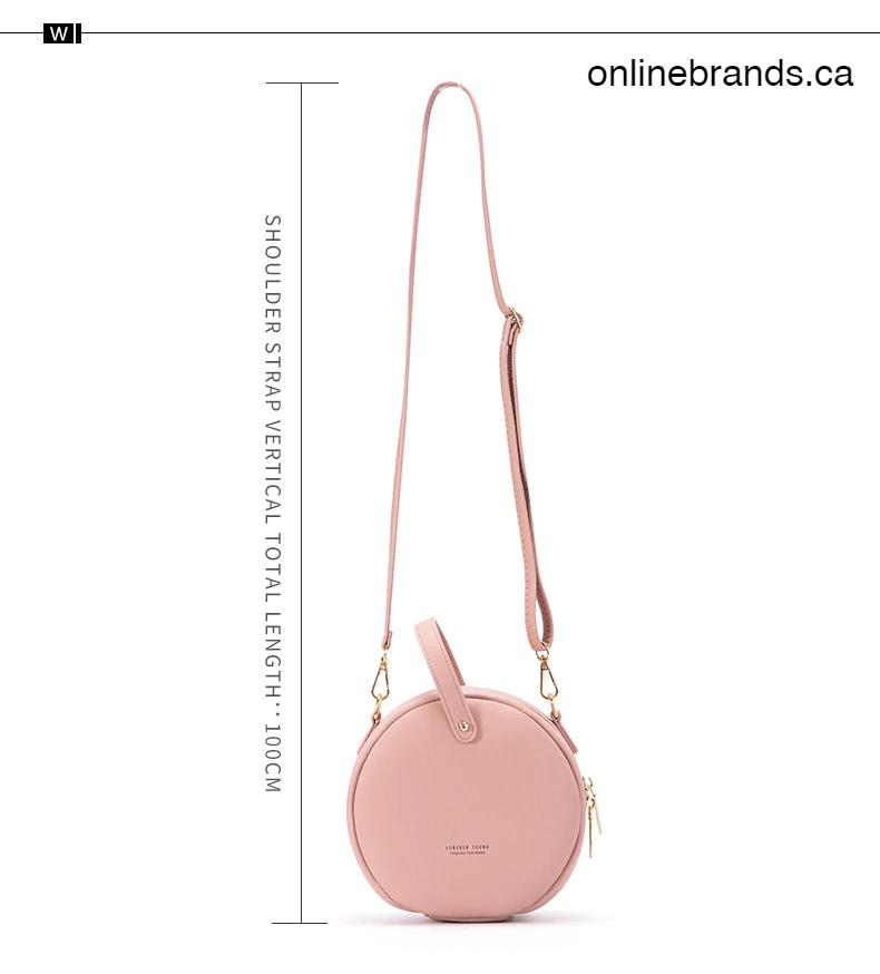 HOT Circular Design Fashion Women Shoulder Bag | online brands