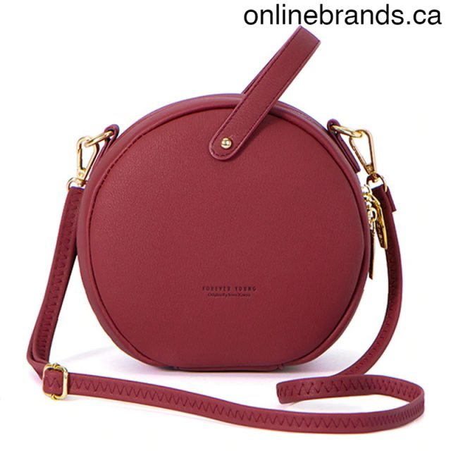 HOT Circular Design Fashion Women Shoulder Bag | online brands