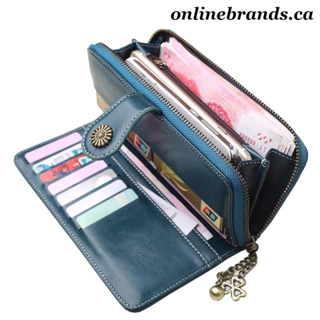Women Wallet Card Holder