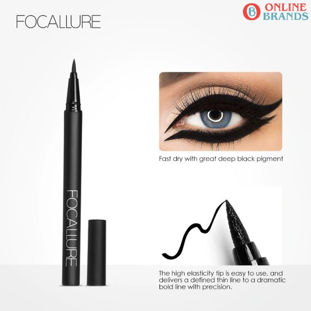 24 hours long lasting liquid eye liner pen, Free shipping in canada | online brands