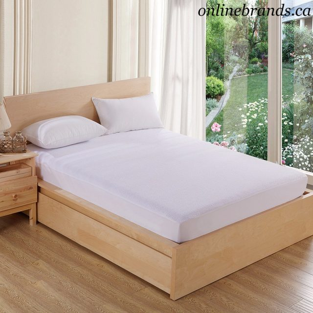 waterproof mattress protector on wholesale price, free shipping canada, online brands