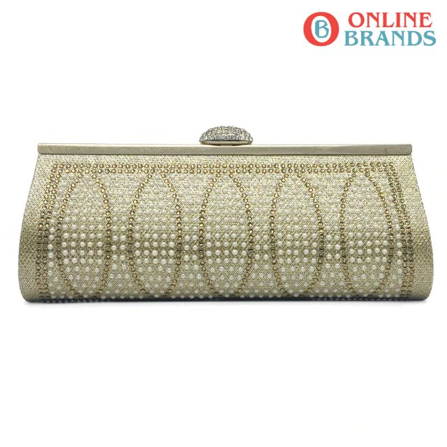 Beading stylish clutch bag, Free Shipping in Canada. Online Brands