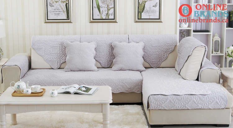 3D Stone Pattern Sofa Cover | Free shipping | Online Brands