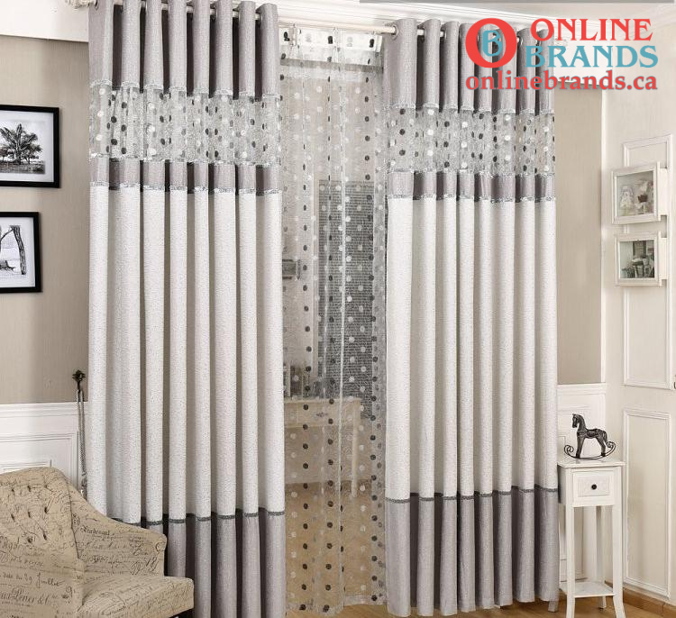 Canada curtains | Free shipping | Online Brands